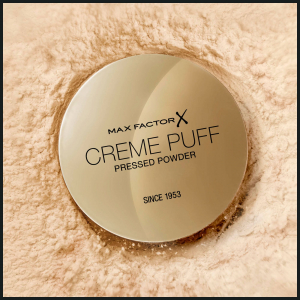 Pudra compacta Max Factor Creme Puff, 042 Deep Beige, 21 g6