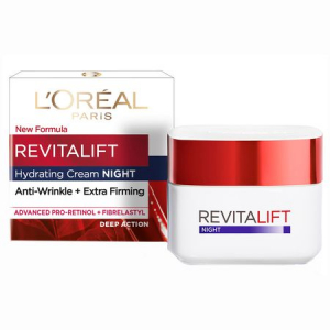 Crema antirid de noapte Revitalift, 50 ml1