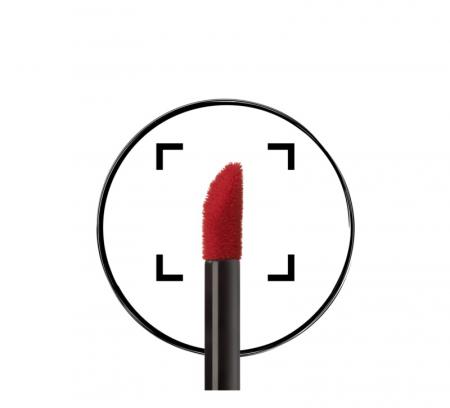 Ruj de buze cu efect matifiant Bourjois Rouge Edition Velvet No.20 Poppy Days, 7.7ml [3]