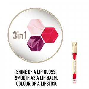 Ruj de buze Max Factor Colour Elixir Honey Lacquer, 25 Floral Ruby, 3.8 ml4