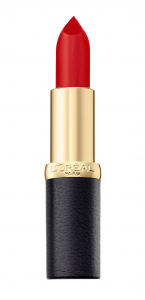 Ruj mat Obsession L`Oreal Paris Color Riche Matte 344 Retro Red0