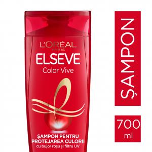 Sampon pentru par colorat, Elseve Color Vive, 700 ml [1]