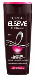 Sampon pentru par fragil cu tendinta de cadere Elseve Full Resist - 400ml