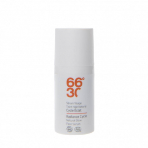 Serum facial cu efect radiant, pentru barbati BIO 66°30 30 ml0