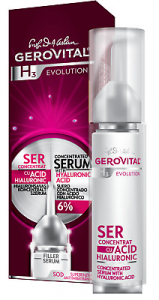 Ser Gerovital H3 Evolution cu acid hialuronic concentratie 6%, 10 ml [0]