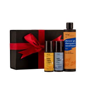 Set cadou pentru barbati: KILI⋅G   Natural [0]