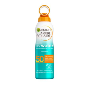 Spray racoritor pentru fata si corp cu protectie solara SPF50 Ambre Solaire - 200ml0