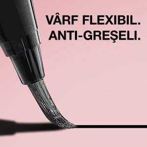Tus lichid pentru ochi Maybelline Hyper Easy, cu aplicator pensula 0.6g [6]