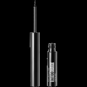 Tus lichid rezistent pentru ochi Maybelline Tattoo Liner Liquid Ink, black1