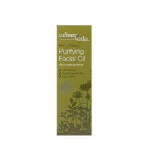 Ulei facial pentru ten gras Purifying   Urban Veda 30 ml [2]