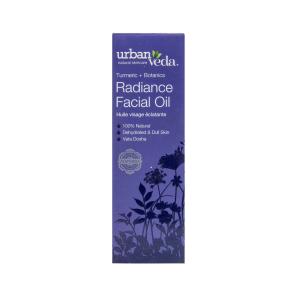 Ulei facial pentru ten uscat Radiance   Urban Veda 30 ml2