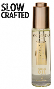 Ulei pentru fataTruffle Therapy Skin&Co Roma 30 ml0