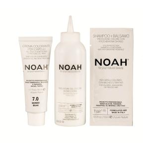 Vopsea de par naturala Blond 7.0 Noah 140 ml1