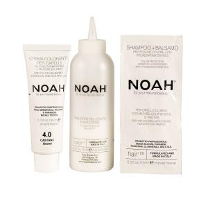 Vopsea de par naturalaSaten 4.0 Noah 140 ml1