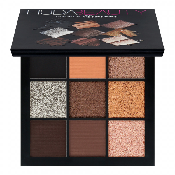 Trusa De Farduri Huda Beauty - Smokey Obsession 0