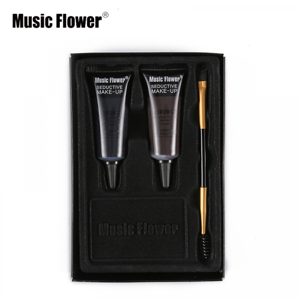 Set 2 Geluri Stilizare Sprancene Music Flower- Chose Me 2
