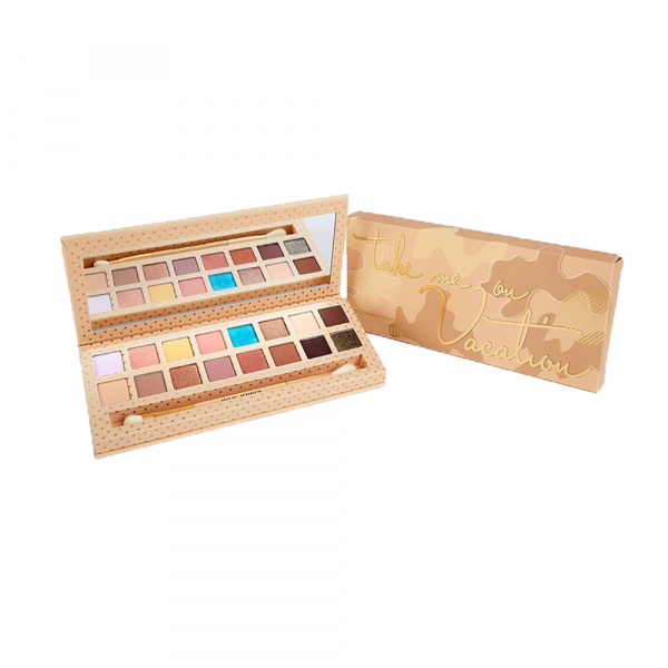 Paleta De Farduri Take Me On Vacantion KYLIE 2
