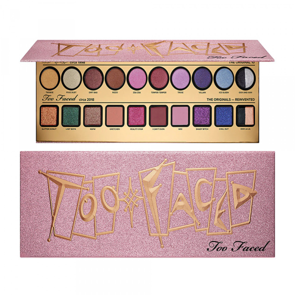 Trusa Farduri Too Faced The Original Then & Now 0