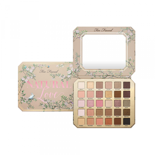 Trusa Farduri Too Faced Natural Love 0