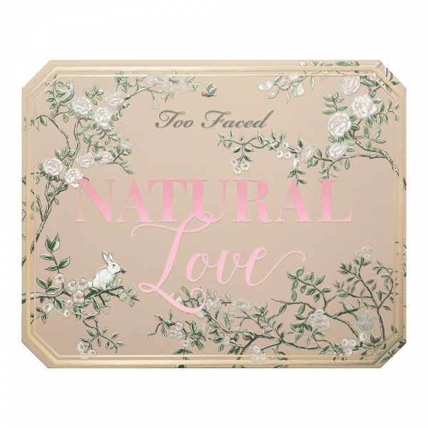 Trusa Farduri Too Faced Natural Love 2