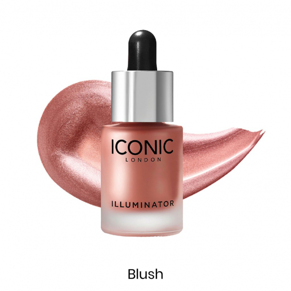 Iluminator Lichid Iconic London - Blush 0