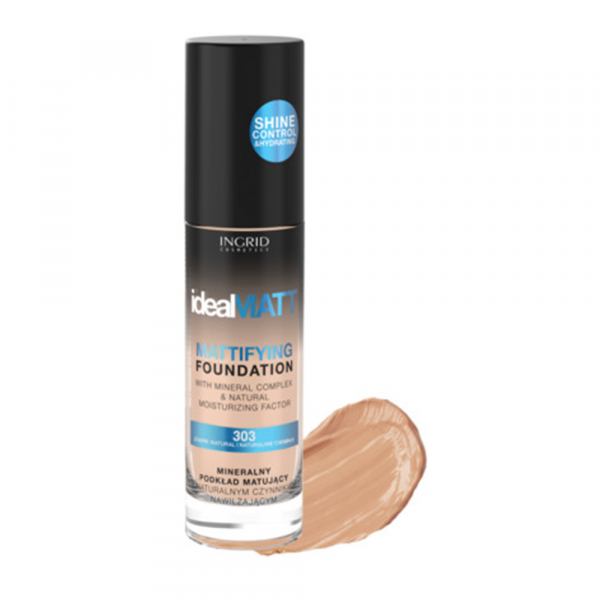 Fond De Ten Ideal Matt 303 , 30 ml 0
