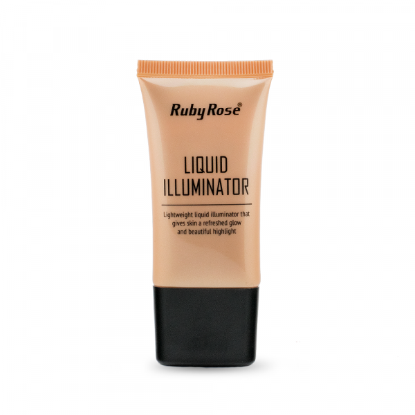 Iluminator Lichid Ruby Rose 30ml - 02 0