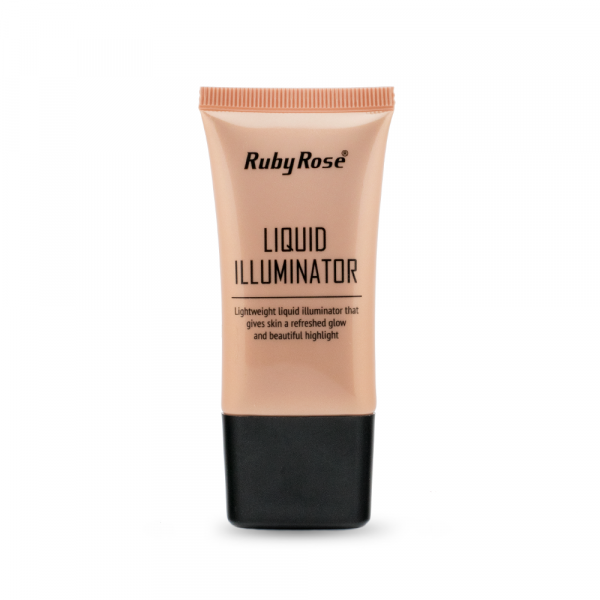 Iluminator Lichid Ruby Rose 30ml - 06 0