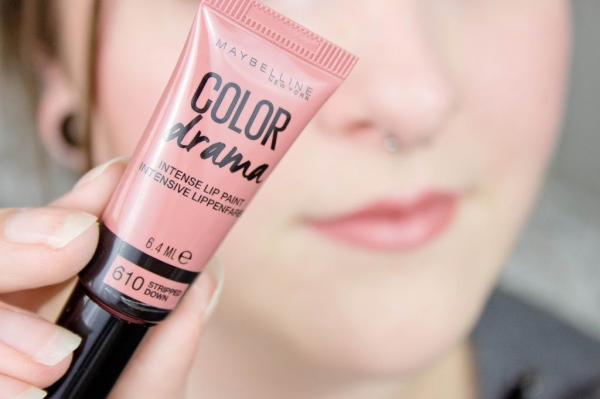 Maybelline Color Drama Intense Lip Paint 610 1