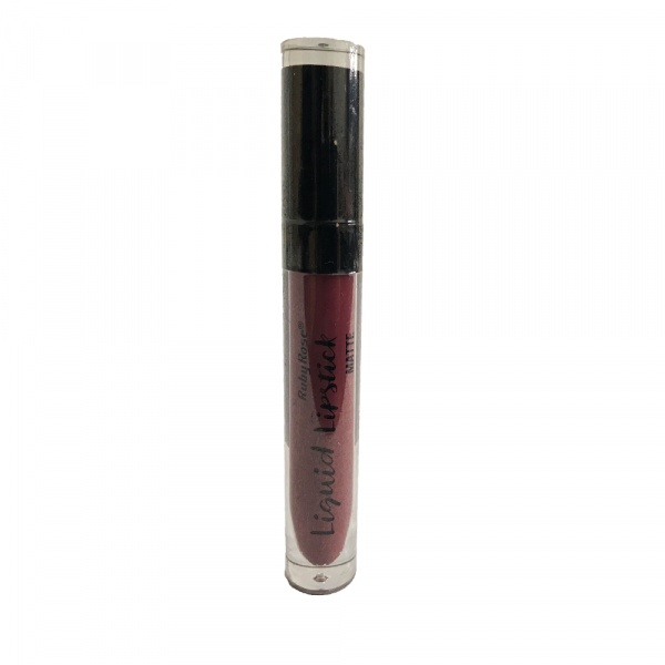 Ruj Lichid Mat Ruby Rose - 256 0