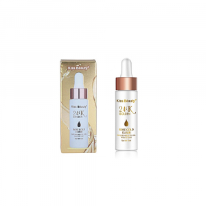 Baza De Machiaj Kiss Beauty 24k Rose Gold Elixir0