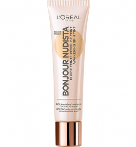 Crema BB L'Oréal Paris Wake Up & Glow Bonjour Nudista 30 ml Medium0