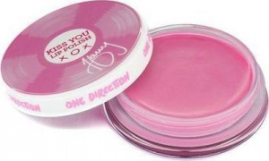 Balsam Buze One Direction Kiss You lip polish- Harry LoVes Strawberry 9g0