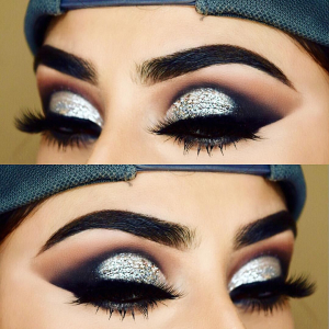 Trusa De Farduri Huda Beauty - Smokey Obsession2