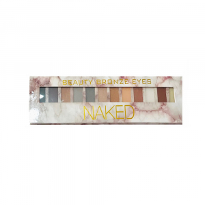 Trusa De Farduri Naked -Beauty Bronze Eyes1