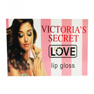 Set 12 Lip Gloss Victoria Secret1