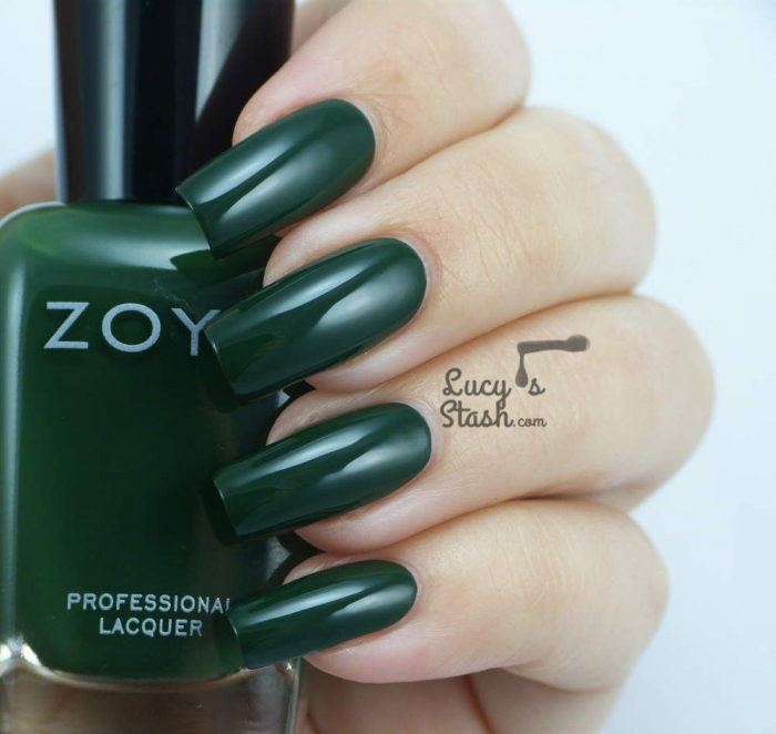 Zoya Hunter 1