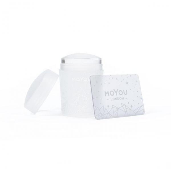 MoYou Crystal Clear Stamper & Scraper 1