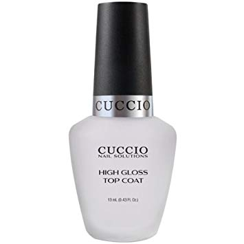Cuccio High Gloss Top Coat 0