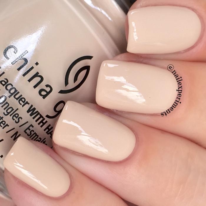 China Glaze Bourgeois Beige 1