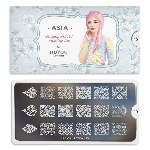 MoYou Asia 10 1