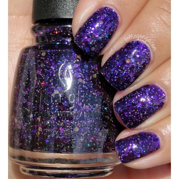 China Glaze Brand Sparkin' New Year 2