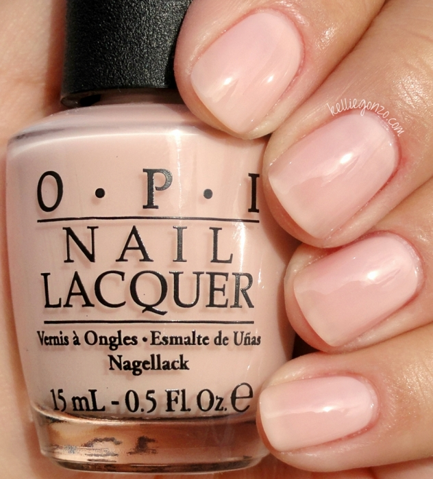 OPI Bubble Bath 1