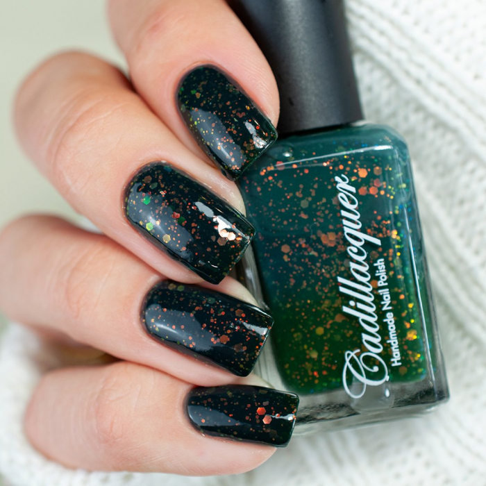 Cadillacquer That Cold Ain't The Weather 1