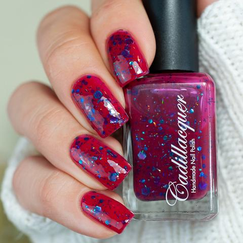 Cadillacquer I'm Here to Save the World from Evil Again [1]