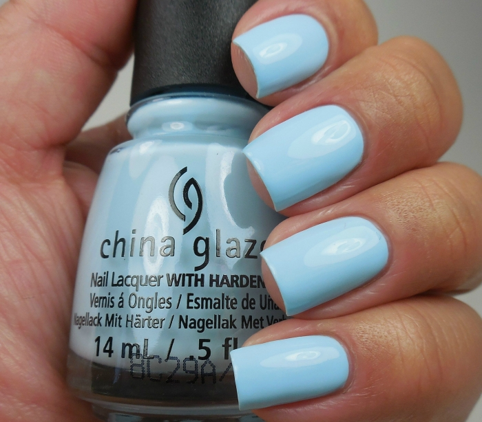 China Glaze Water-Falling in Love 1