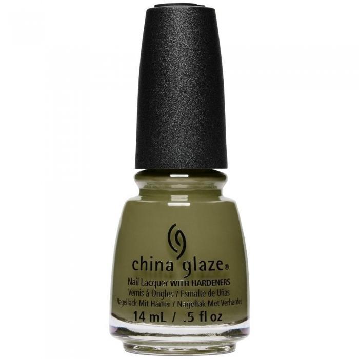 China Glaze Central Parka 0