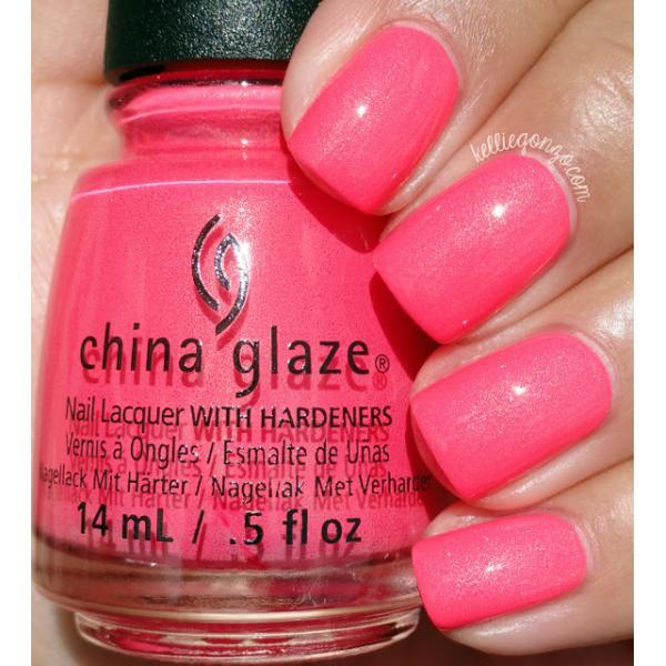 China Glaze Bite Me 1