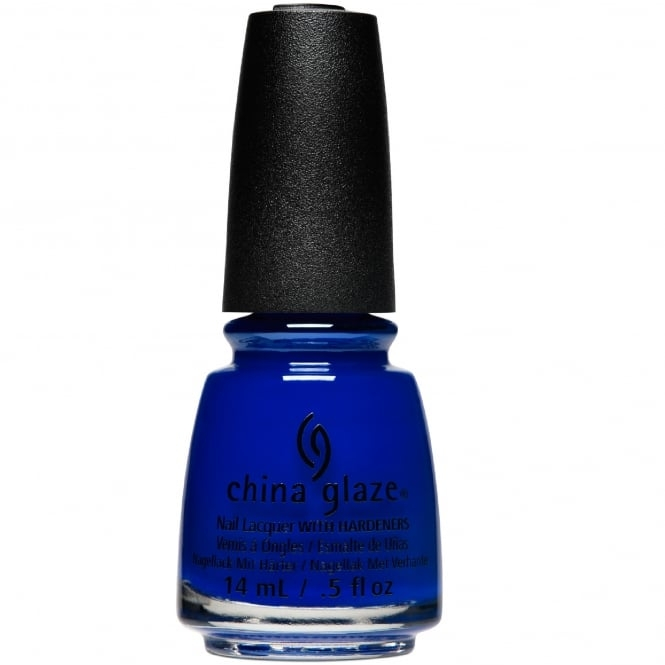 China Glaze Simply Fa-Blue-Less 0