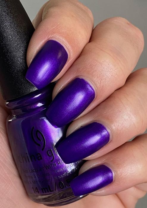 China Glaze Purpletonium [1]